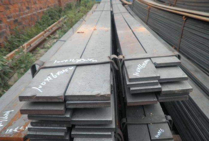扁钢-热轧扁钢-16Mn扁钢-Q345B扁钢-Q355B扁钢-武强扁钢生产厂家